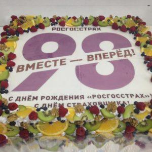 Корпоративный торт 301