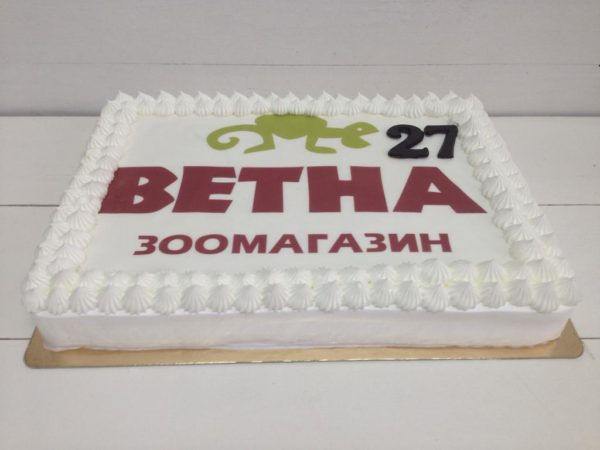 Корпоративный торт 302
