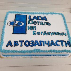 Корпоративный торт 304